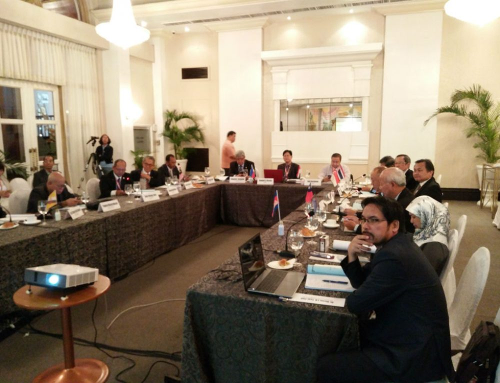65th Council Meeting at Manila Hotel, Philippines