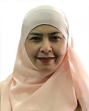 Ms. Bisma Raja Abd Aziz