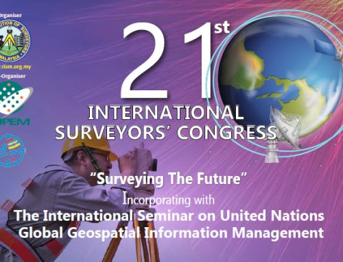 21st International Surveyors' Congress