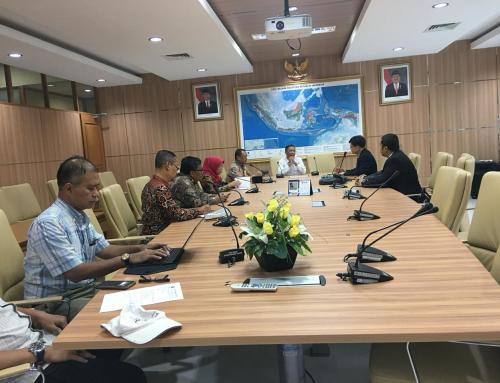 Visit to Badan Informasi Geospasial (BIG), Bogor, Indonesia