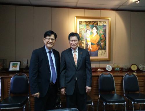 Visit to ASEAN Headquarters, Jakarta, Indonesia