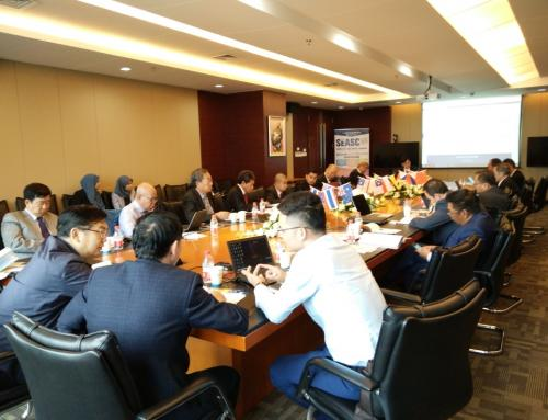 69th ASEAN FLAG Council Meeting held in Panyu District, Guangzhuo City, China